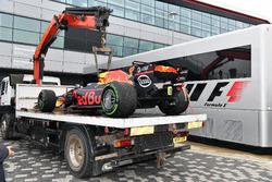 Автомобиль RB13 Даниэля Риккардо, Daniel Ricciardo, Red Bull Racing