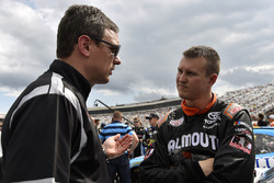 Ryan Preece, Joe Gibbs Racing Toyota, mit Chris Gabehart