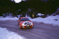 Tommi Mäkinen, Risto Mannisenmäki, Mitsubishi Lancer Evolution VI