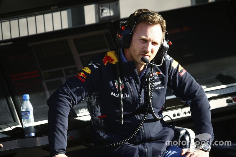 Крістіан Хорнер, керівник Red Bull Racing Team