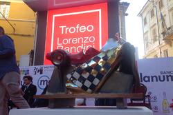Il trofeo Bandini