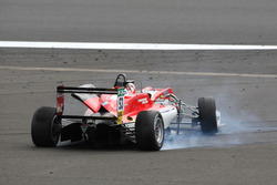 Dreher: Callum Ilott, Prema Powerteam, Dallara F317 - Mercedes-Benz
