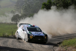 Лоренцо Бертеллі, Сімоне Скаттолін, Ford Fiesta RS WRC