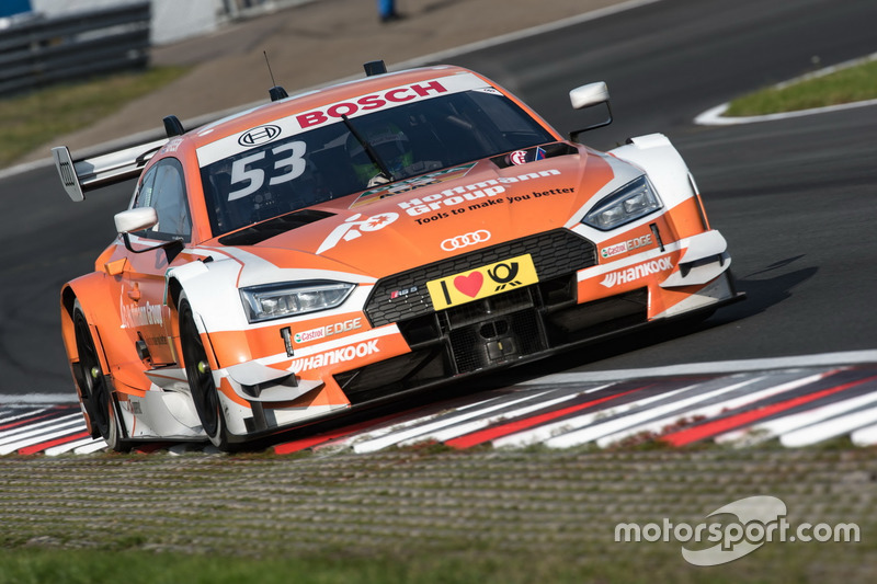 10. Jamie Green, Audi Sport Team Rosberg, Audi RS 5 DTM