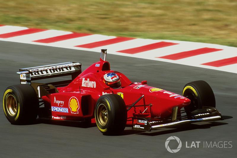 1996 Macaristan GP, Ferrari F310