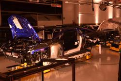 Lamborghini Huracan на виробничій лінії