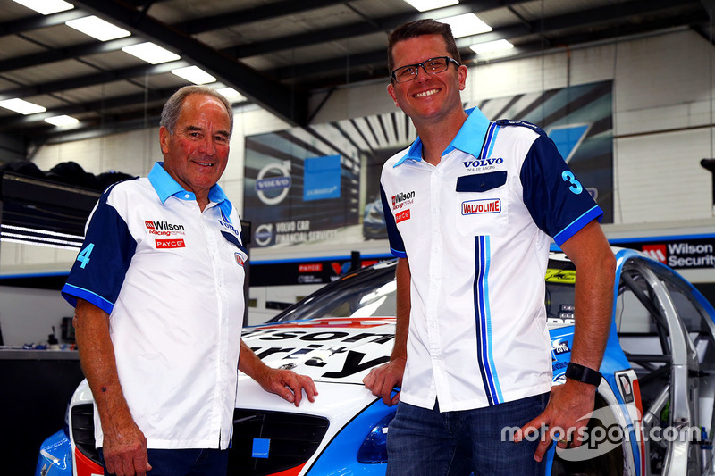 Garth Tander GRM announcement
