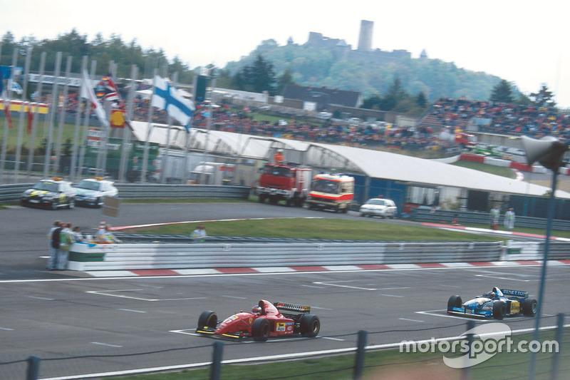 10. Гран Прі Європи-1995