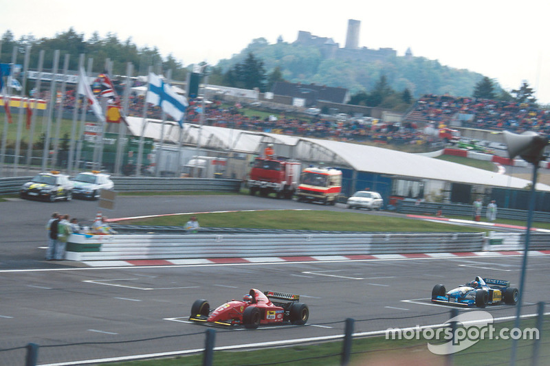 10. GP Europe 1995