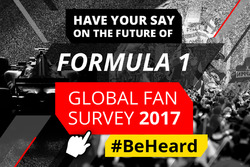 F1 Global Fan Survey