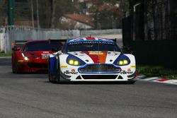 #99 Beechdean AMR, Aston Martin V8 Vantage: Andrew Howard, Ross Gunn, Darren Turner