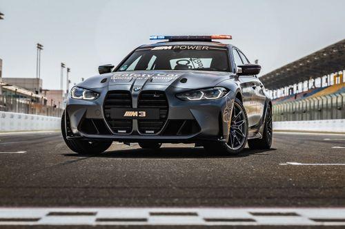 Präsentation: Safety-Car von BMW