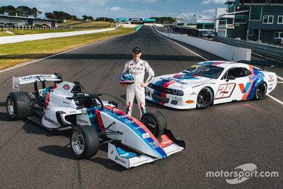 Nathan Herne S5000 announcement