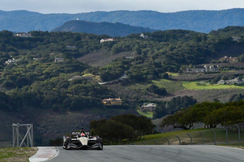 James Hinchcliffe, Arrow Schmidt Peterson Motorsports Honda
