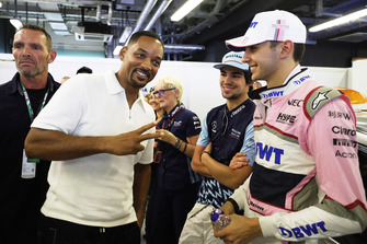 Вілл Сміт, Ленс Строллl, Williams Racing, Серхіо Перес, Racing Point Force India