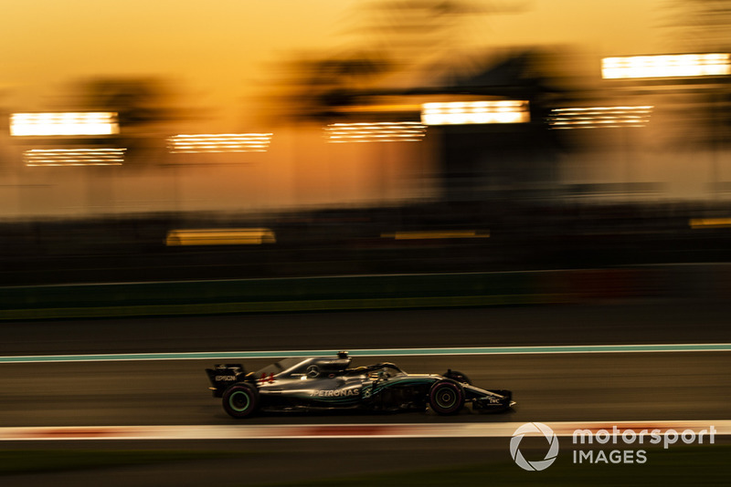 Abu Dhabi - Lewis Hamilton, Mercedes