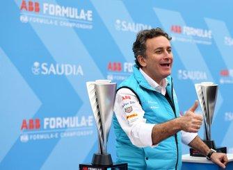 أليخاندرو عجاج، الرئيس التنفيذي للفورمولا إي