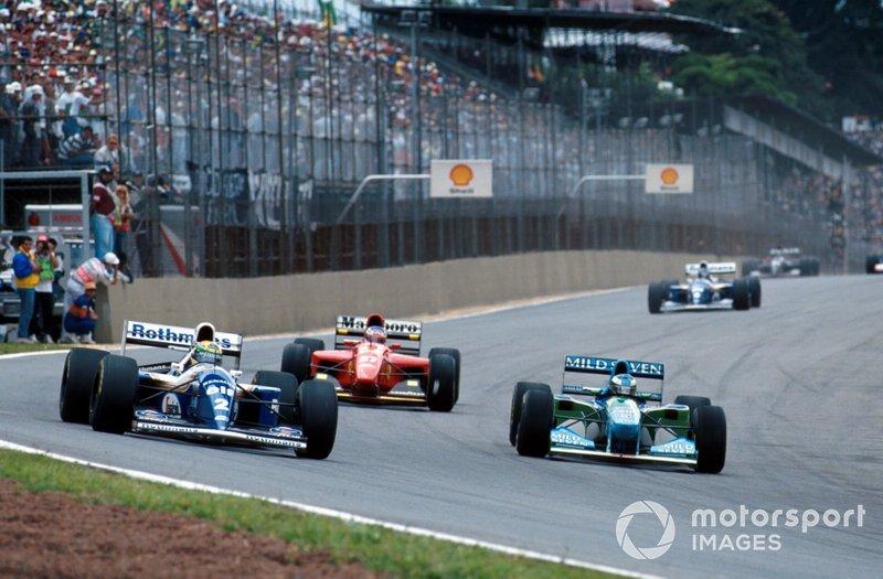 #3 GP du Brésil 1994