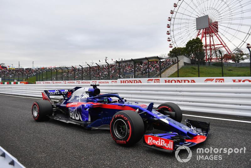 6. Brendon Hartley, Scuderia Toro Rosso STR13