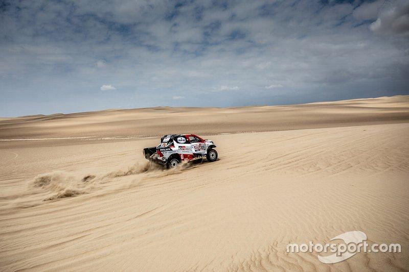 #309 Toyota Gazoo Racing SA: Бернхард тен Брінке, Ксав'є Пансері