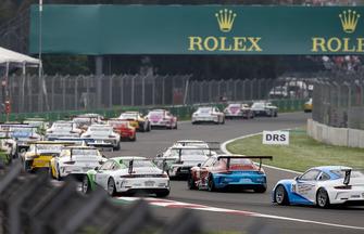 Start, Philipp Sager, MRS Cup-Racing, Pablo Otero, MRS GT-Racing