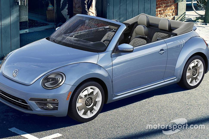 Volkswagen Beetle Final Edition 2019 року