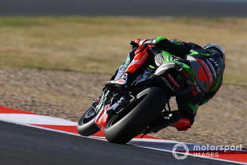 Tom Sykes, Kawasaki Racing sliding