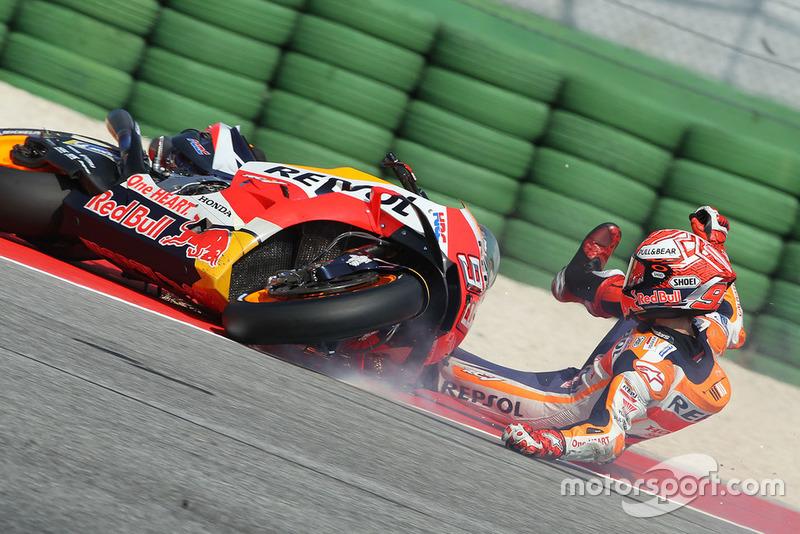 MotoGP San Marino: Marc Marquez, Repsol Honda Team