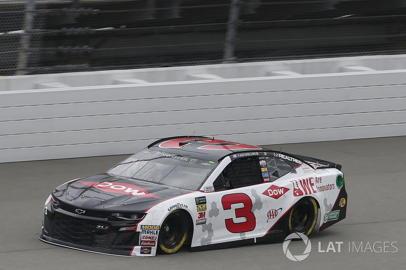 5. Austin Dillon, Richard Childress Racing, Chevrolet Camaro Dow WE Are Innovators