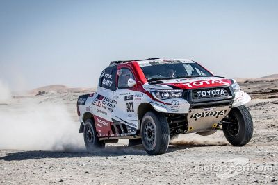 Alonso Toyota-teszt