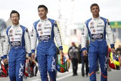 ##35 Baxi DC Racing Alpine A460 Nissan: David Cheng, Ho-Pin Tung, Nelson Panciatici