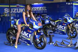 Une charmante Suzuki Girl