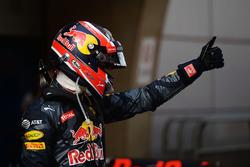 Третье место - Даниил Квят, Red Bull Racing в закрытом парке