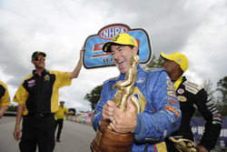 Seattle: Funny Car winner Ron Capps