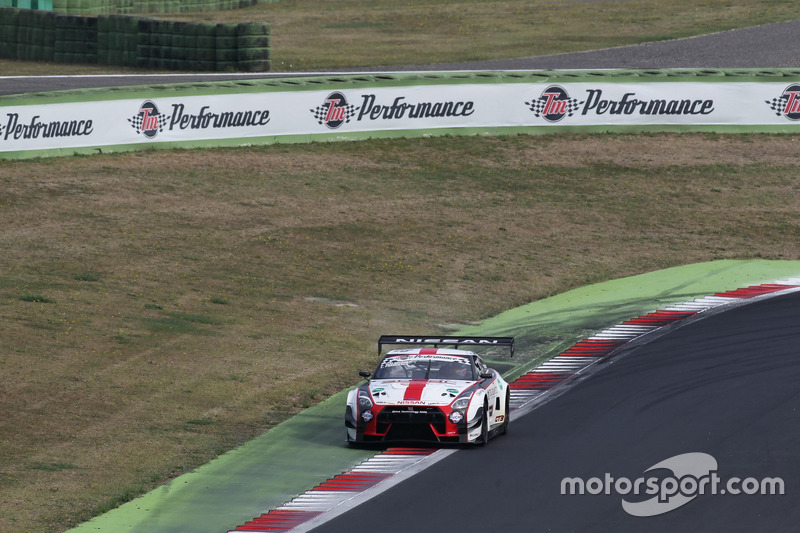 Nissan Nismo S.GT3 #23, Drive Technology, Linossi-Walkinshaw
