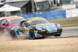 #31 Bodymotion Racing Porsche Cayman: Девін Джонс, Джейсон Рейб