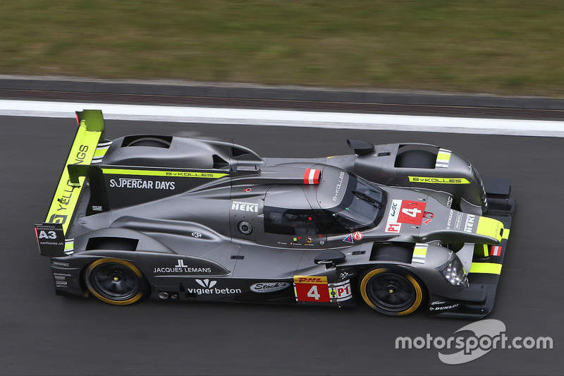 #4 ByKolles Racing, CLM P1/01