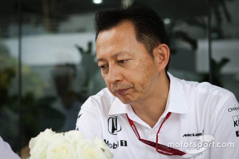 Yusuke Hasegawa, Chef Honda F1 Programm