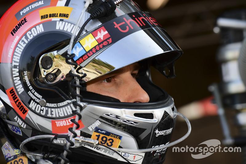#46 Thiriet by TDS Racing, Oreca 05 - Nissan: Pierre Thiriet