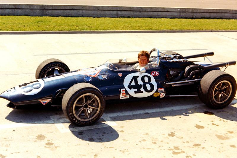 O piloto também participou de duas edições das 500 Milhas de Indianápolis. Em 1967, com chassi Eagle e motor Ford, Rindt largou em 32º e terminou em 24º.