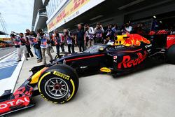 Даніель Ріккардо, Red Bull Racing RB12 з Aaeroscreen