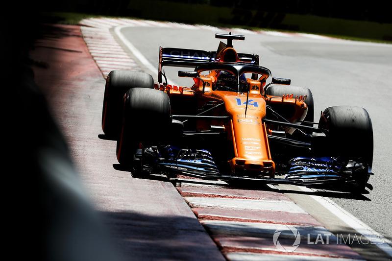 14. Фернандо Алонсо, McLaren MCL33