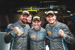 Pole position for #76 R-Motorsport Aston Martin V12 Vantage: Nicki Thiim, Jake Dennis, Matthieu Vaxivière