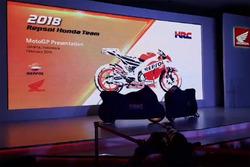 Repsol Honda Team presentatie
