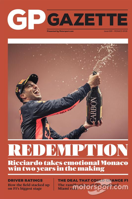 GP Gazette 029 Monaco GP