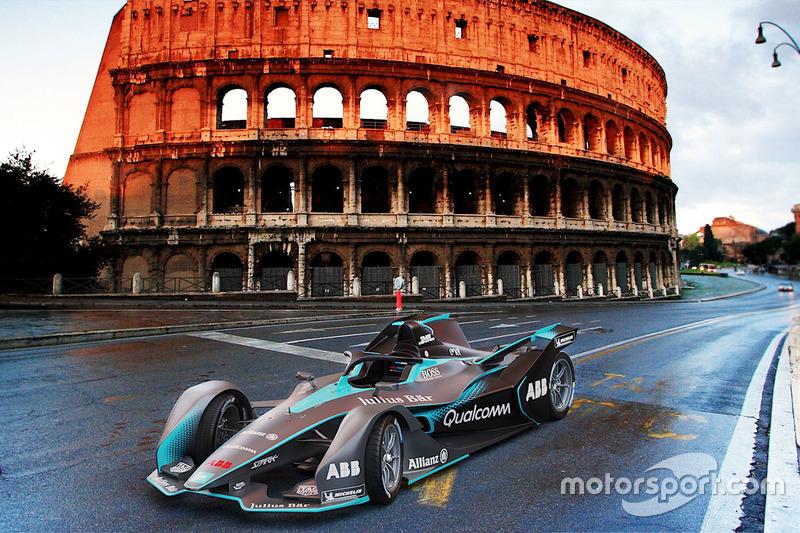 Auto de Fórmula E 2018/2019