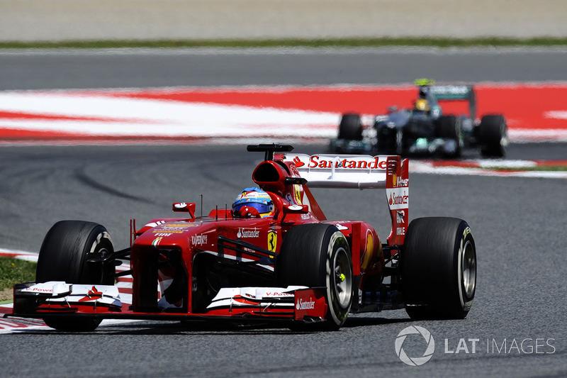 2013. Гран Прі Іспанії
