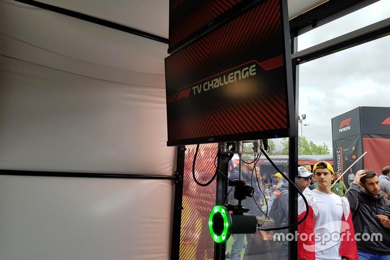 Formula 1 yorumculuğuna ne dersiniz?