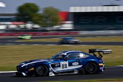 #88 Mercedes-AMG Team Akka ASP Mercedes-AMG GT3: Raffaele Marciello, Tristan Vautier, Adam Christodo