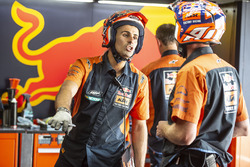 Red Bull KTM Factory Racing, mecánicos